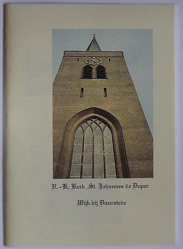 Boekje St.-Johannes de Doperkerk Wijk bij Duurstede