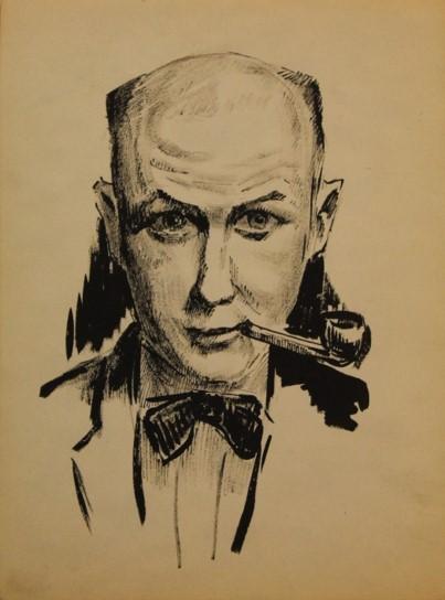 Paul Windhausen (1903-1944)kunstenaar