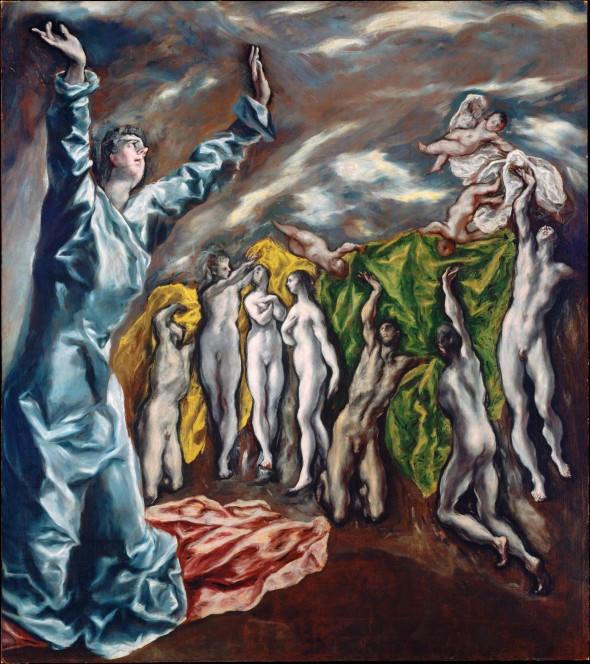 Excursie El Greco en de Modernen