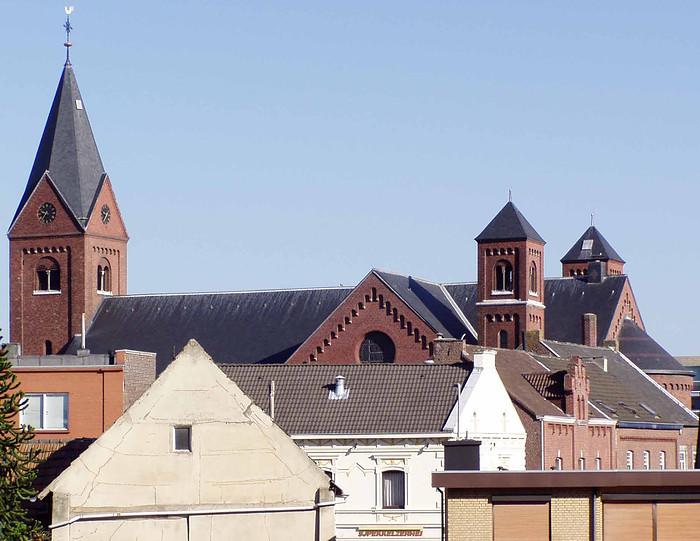 St.-Martinuskerk Spekholzerheide: Ontstaan, groei en bloei